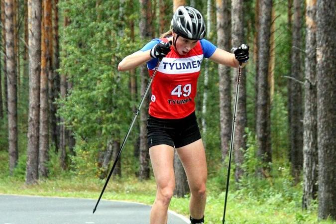 Лыжница из Кинешмы на равных сражалась с основным составом сборной России в Тюмени фото 3