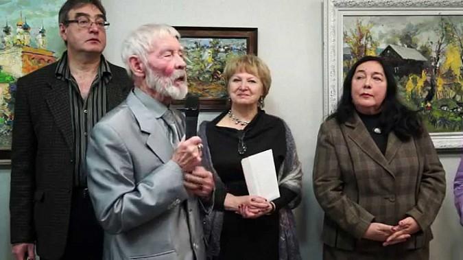 Ревель Федоров открывает сразу две выставки живописи в Ивановской области фото 2