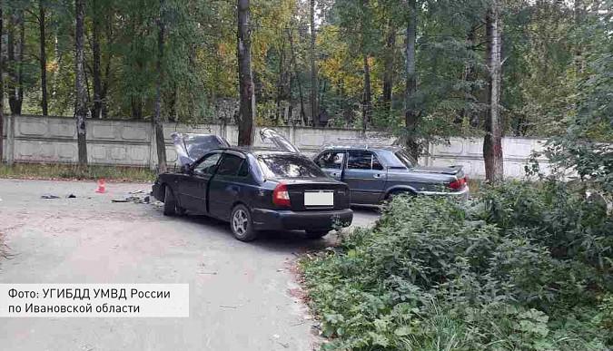 В Кинешме пьяный водитель за рулем «Волги» влетел в иномарку фото 3