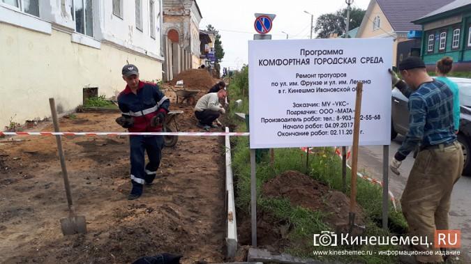 К приезду губернатора Кинешма превратилась в «потемкинскую деревню» фото 6
