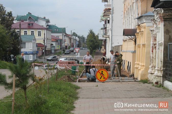 К приезду губернатора Кинешма превратилась в «потемкинскую деревню» фото 9