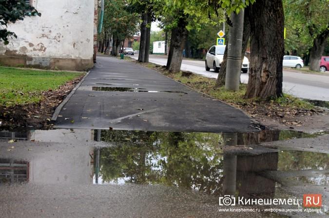 У новых тротуаров в центре Кинешмы пока не комфортный вид фото 4