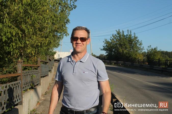 Кинешемцы не против сделать Никольский мост пешеходной зоной фото 7