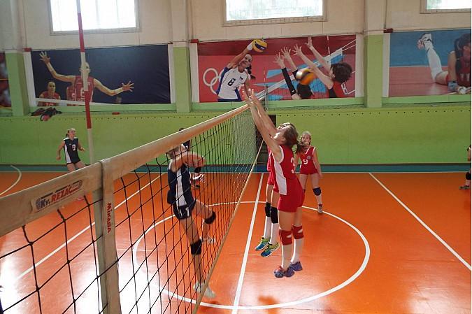 Кинешемские волейболистки стали восьмыми на всероссийском турнире фото 5