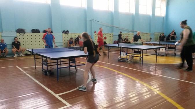 В Кинешме состязались теннисисты фото 4