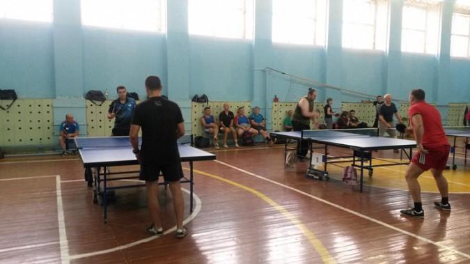 В Кинешме состязались теннисисты фото 10