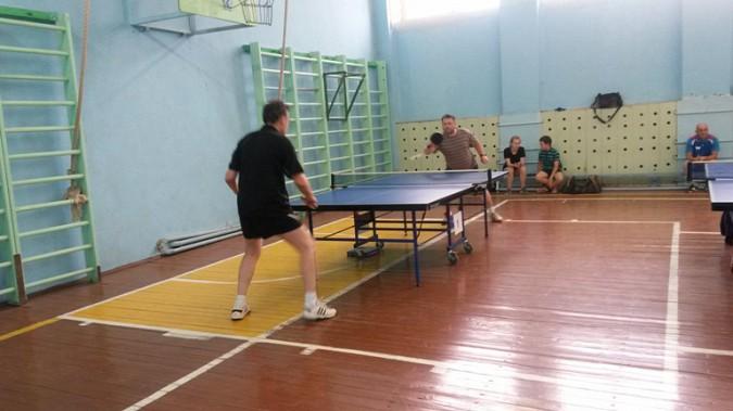 В Кинешме состязались теннисисты фото 9