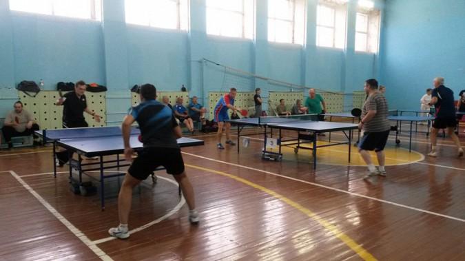 В Кинешме состязались теннисисты фото 12