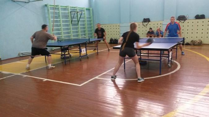 В Кинешме состязались теннисисты фото 5