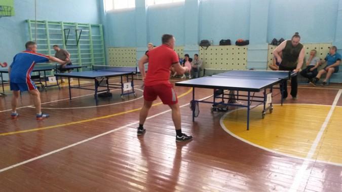 В Кинешме состязались теннисисты фото 8