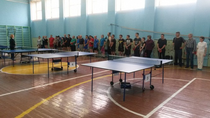 В Кинешме состязались теннисисты фото 2