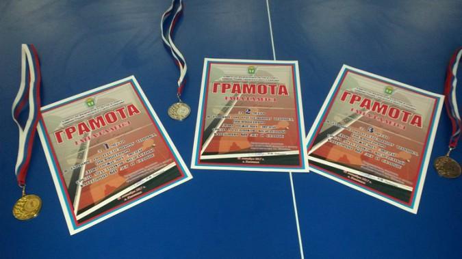 В Кинешме состязались теннисисты фото 15