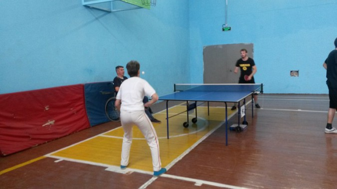В Кинешме состязались теннисисты фото 13