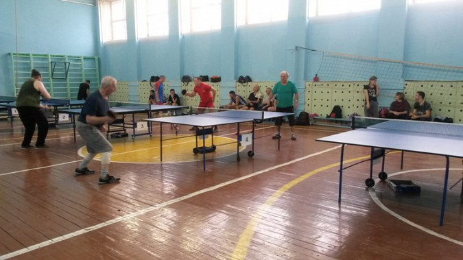 В Кинешме состязались теннисисты фото 6