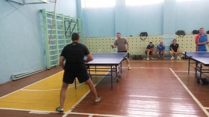 В Кинешме состязались теннисисты фото 3
