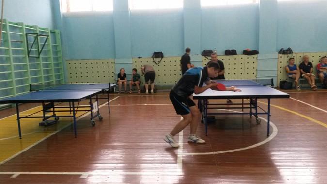 В Кинешме состязались теннисисты фото 11