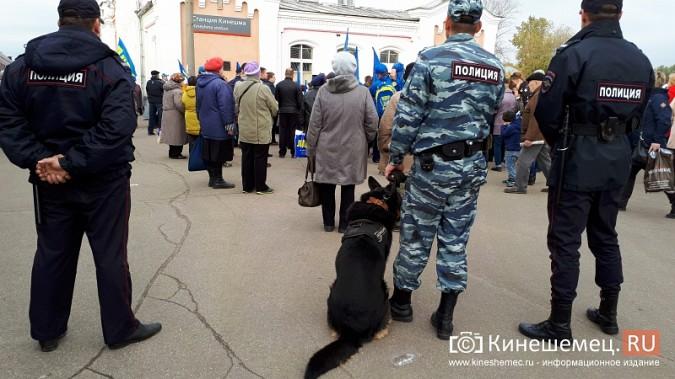 Поезд Жириновского заехал в кинешемский тупик фото 5