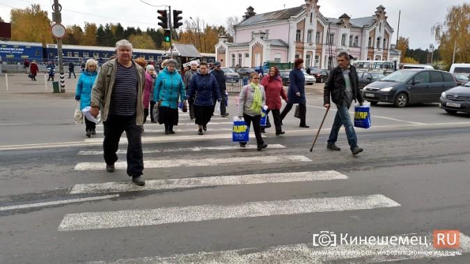Поезд Жириновского заехал в кинешемский тупик фото 18