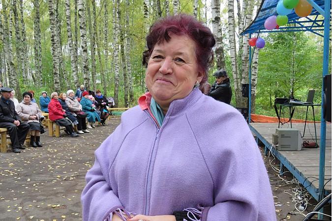 Жители микрорайона «Томна» отметили День пожилого человека фото 7