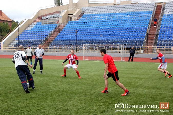 Партия Жириновского помогла кинешемским футболистам съездить на турнир в Рязань фото 12