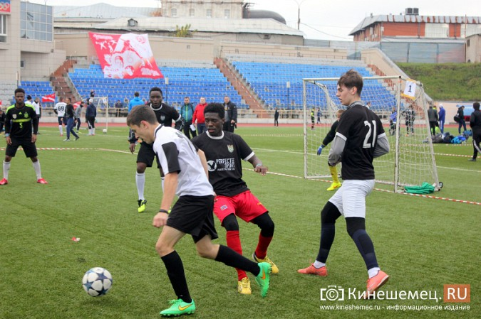 Партия Жириновского помогла кинешемским футболистам съездить на турнир в Рязань фото 4