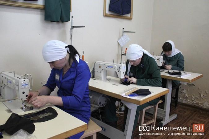 В Кинешемской женской колонии исправляются первоклассницы фото 12