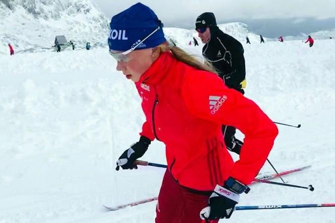 Кинешемская лыжница отправилась на сборы в Австрию фото 3