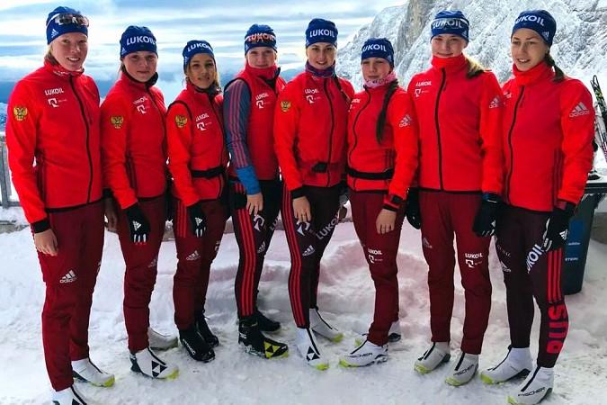 Кинешемская лыжница отправилась на сборы в Австрию фото 2