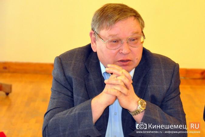 Воскресенский продвинет Конькова в сенаторы? фото 2