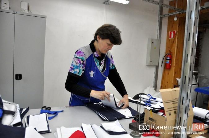 Крупнейшее швейное производство Кинешмы  - ООО «Бисер» празднует 4-летие! фото 11