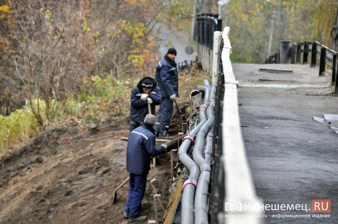 Никольский мост стал очередным кинешемским долгостроем фото 2