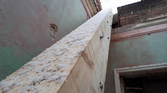 Ремонт лицея Фурманова в Кинешме теперь идет без выходных фото 11