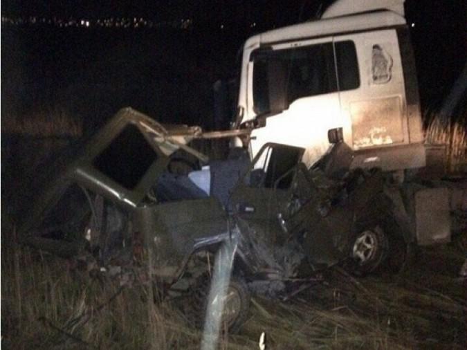Под Кинешмой погиб 51-летний водитель в результате столкновения «УАЗа» и «МАНа» фото 3