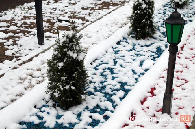 Центр Кинешмы украсило белоснежное кованое сердце фото 4