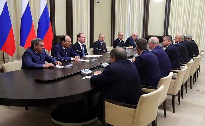 Экс-губернатор Павел Коньков получит госнаграду фото 3