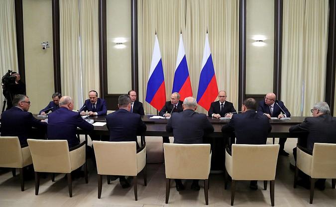 Экс-губернатор Павел Коньков получит госнаграду фото 5