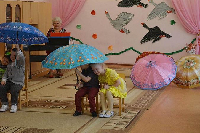 Осенний утренник прошел в Кинешемском детском саду №17 фото 2