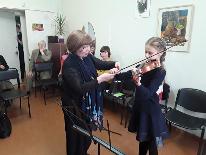 Музыкальные мастер-классы прошли в Кинешме фото 2