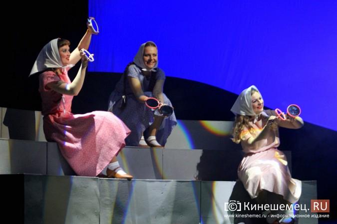 Долгожданная премьера «Снегурочки» в Кинешме вызвала дискуссию зрителей и критиков фото 18