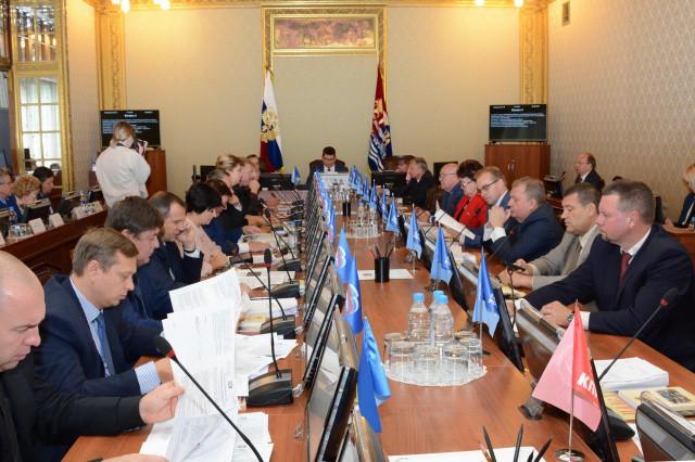 В парламенте Ивановской области - первое чтение бюджета фото 2