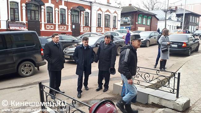 Руководитель региона посетил кинешемский музей фото 2