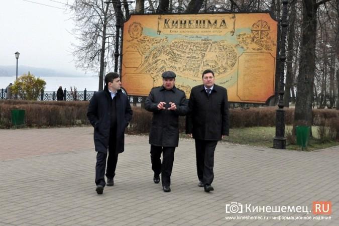 Станислав Воскресенский прогулялся по Волжскому бульвару фото 20