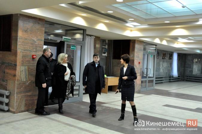 Главу Ивановской области впечатлил кинешемский драмтеатр фото 4