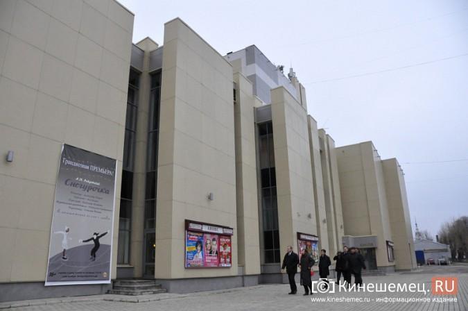 Главу Ивановской области впечатлил кинешемский драмтеатр фото 2