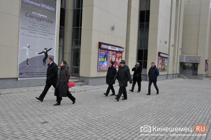 Главу Ивановской области впечатлил кинешемский драмтеатр фото 3