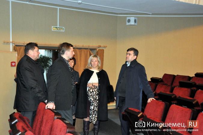 Главу Ивановской области впечатлил кинешемский драмтеатр фото 9