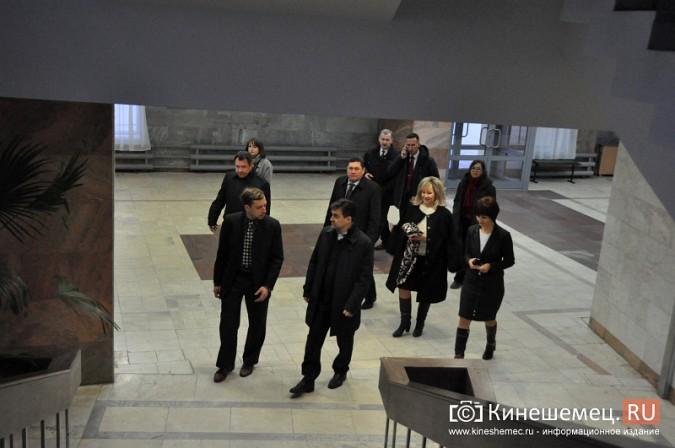 Главу Ивановской области впечатлил кинешемский драмтеатр фото 6