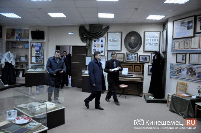 Главу Ивановской области впечатлил кинешемский драмтеатр фото 7