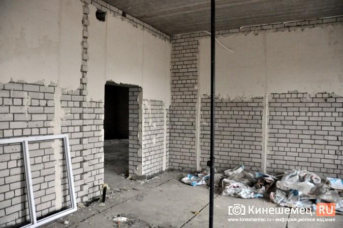 Кинешемским властям дан год на сдачу в эксплуатацию детского сада на ул.Гагарина фото 7