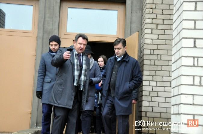 Кинешемским властям дан год на сдачу в эксплуатацию детского сада на ул.Гагарина фото 16